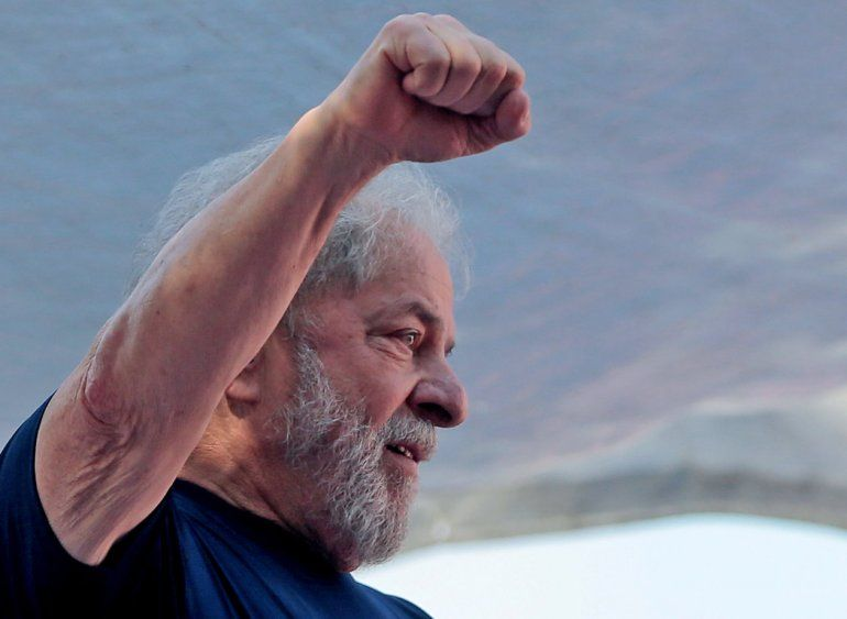 Lula Da Silva podría quedar afuera de la cárcel