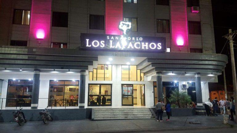 Sanatorio Los Lapachos presenta innovador sistema de desinfección