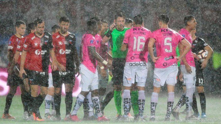 Terminó el sueño de Colón: perdió la final de la Sudamericana por 3 a 1