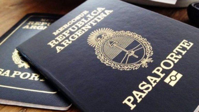 Pasaportes: desde ahora el de los menores vence antes y los extranjeros podrán sacarlo si están nacionalizados