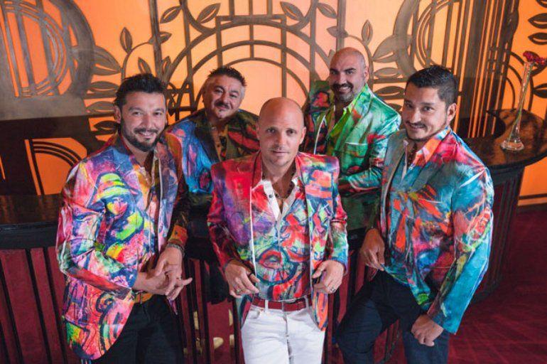 A 102 días del carnaval Los Tekis presentaron su nuevo trabajo: La Morenada