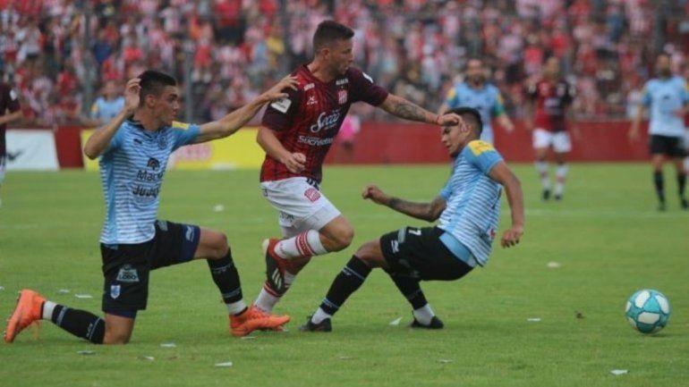 El Lobo dio pelea pero no pudo con San Martín de Tucumán