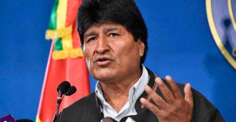 Evo Morales: Renuncio para que Mesa y Camacho dejen de perseguir, secuestrar y maltratar