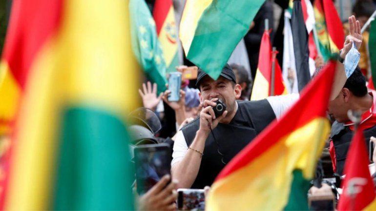 La Policía de Bolivia ordenó la detención  de Evo Morales