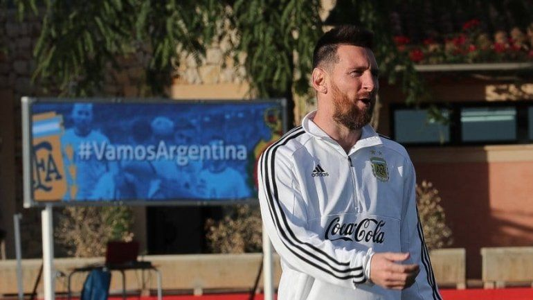Amistoso: Argentina irá con lo mejor para enfrentar a Brasil