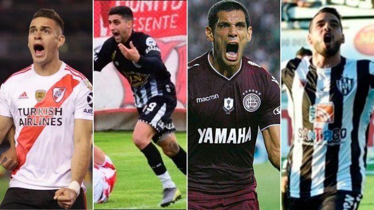Semifinales de la Copa Argentina: River se mide con Estudiantes (BA) y Central Córdoba con Lanús