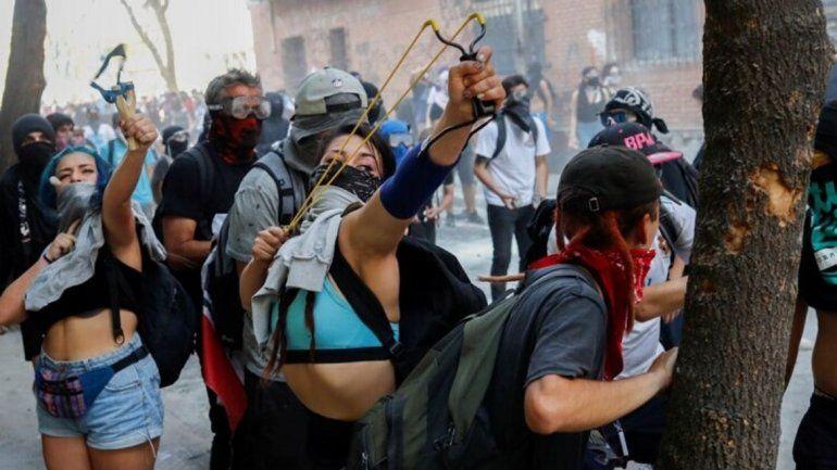Una vez más Chile al borde del caos y la tensión