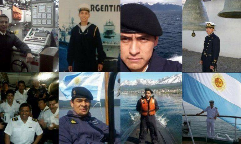 Quiénes eran los 8 jujeños que viajaban en el submarino ARA San Juan