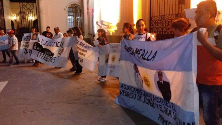 ARA San Juan: Jujuy honró a sus héroes