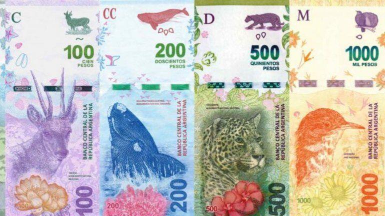 ¿Se vienen nuevos billetes?: Me gustaría que estén los próceres dijo Alberto Fernández