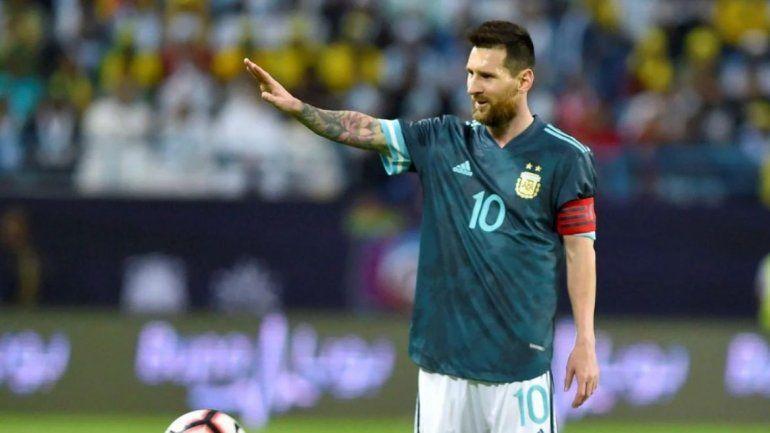 Argentina 2-Uruguay 2: la Selección empató su último amistoso del año
