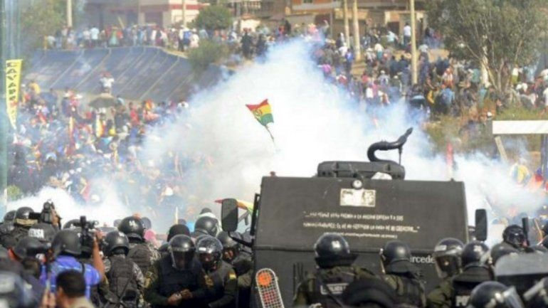 Bolivia aceptó la investigación internacional imparcial que pidió la CIDH