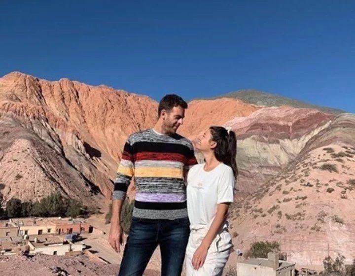 Juan y Sofía en Jujuy