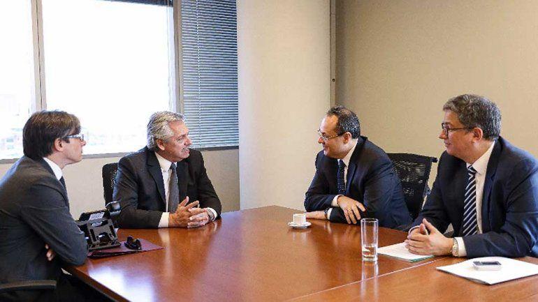 La CAF financiará el gobierno de Fernández adelantó créditos por más de US$ 4000 millones