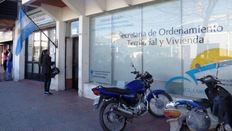 Abrieron las inscripciones para el próximo sorteo de lotes en San Salvador