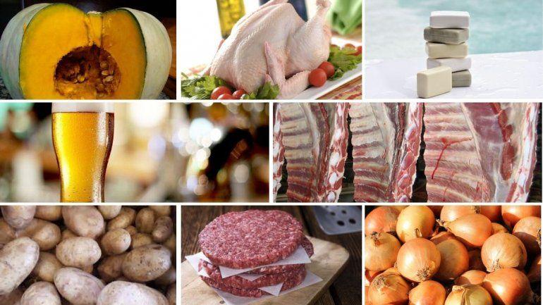 Cuáles son los productos que más aumentaron el último mes en Jujuy
