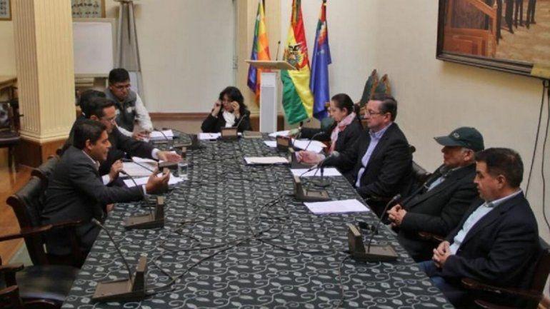 Definiciones: el Senado de Bolivia debate el llamado a elecciones