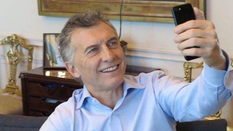 Macri convoca al #7D y subió un enigmático video a sus redes
