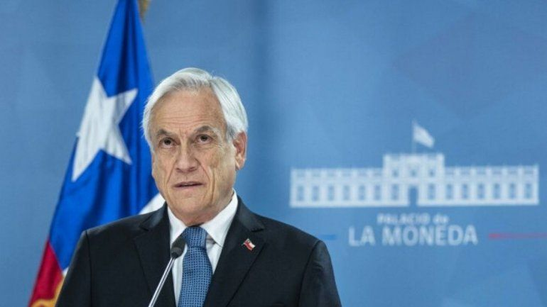 Piñera envía proyecto al Congreso para emplear a los militares sin decretar estado de sitio