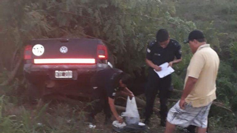 Choque doble y vuelco: grave accidente en la autopista a Palpalá con tres heridos