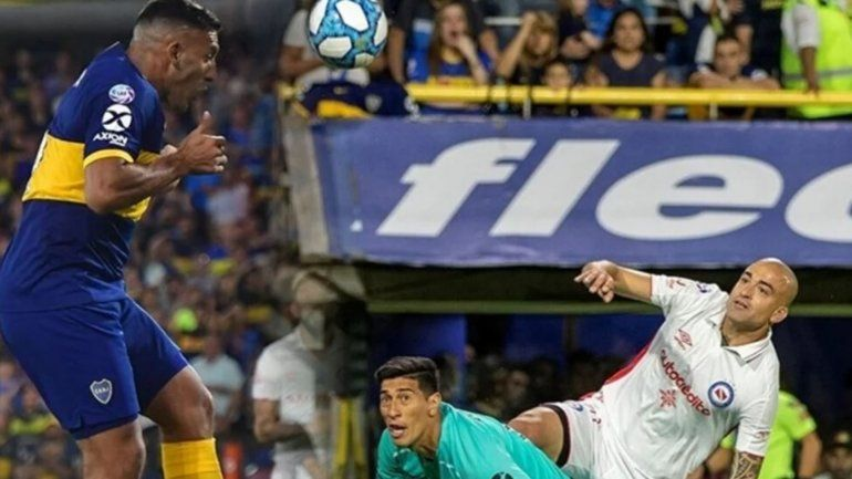 Bicho bravo: Boca igualó con Argentinos 1 a 1