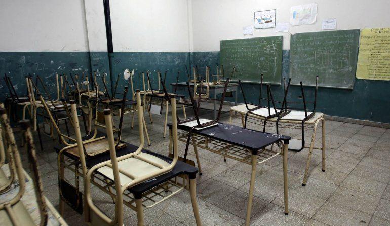 Gremios docentes rechazan la Grilla de Clasificación: mañana habrá paro y movilización
