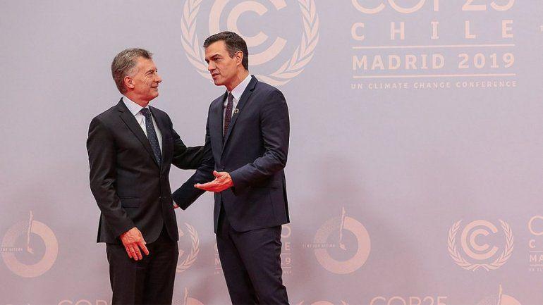 Macri se refirió a Cauchari como una de las fuentes de energía que convertirá a la Argentina en un productora libre de emisiones