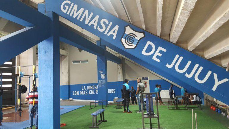 El Lobo Jujeño inauguró el gimnasio para sus inferiores