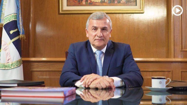 Gerardo Morales celebró 4 años en la gobernación con un video que resume su gestión
