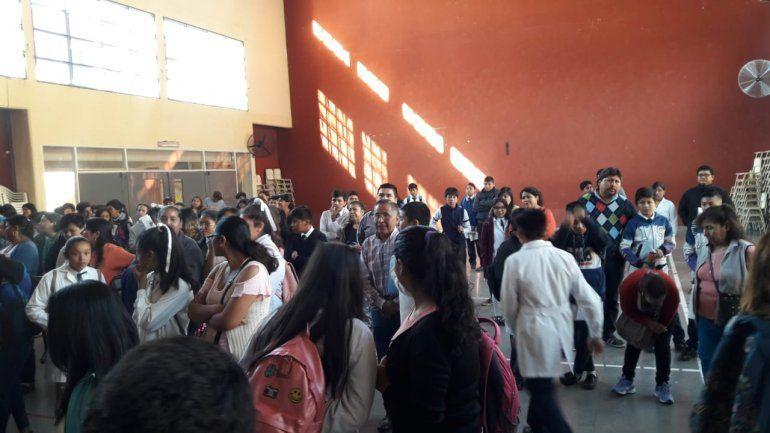 Varios colegios suspendieron los exámenes de ingreso por el paro docente