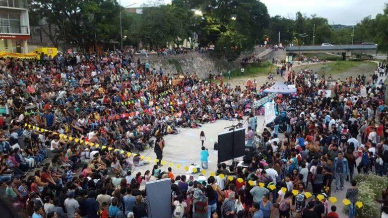 Preparan festival gratuito por los Derechos Humanos en el parque Xibi Xibi