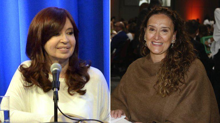 Jura presidencial: Mañana se reúnen Cristina Kirchner y Gabriela Michetti