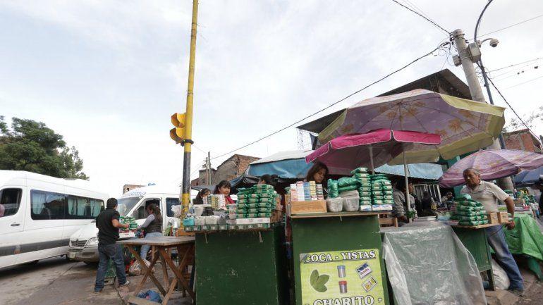 Héctor Huespe: Casi 500 familias se benefician con la medida contra el decomiso de mercadería