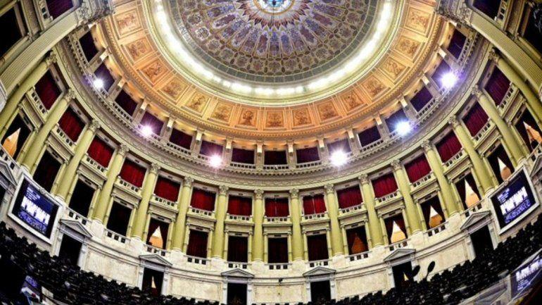 Juraron Carolina Moisés, Jorge Rizzotti y Julio Ferreyra en el Congreso