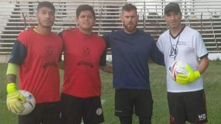 Diego Luque se suma al cuerpo de técnico de Priseajniuc