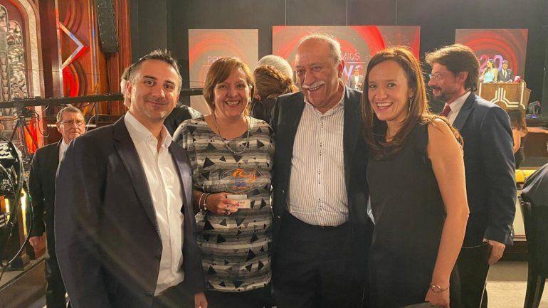 Canal 4, el canal más ganador de Jujuy en los premios ATVC