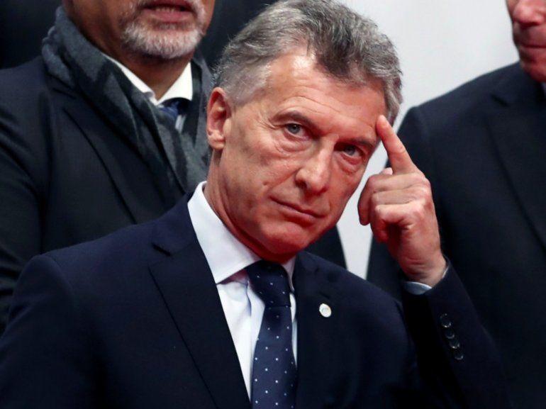Por primera vez Macri usará la cadena nacional para hacer un balance de su gestión