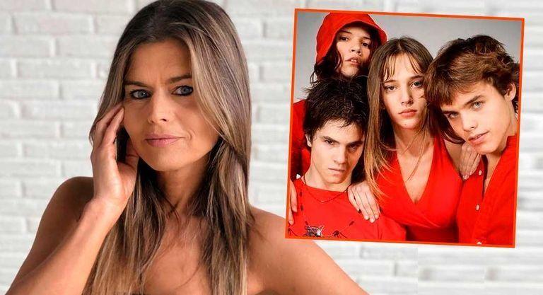 Angie Balbiani aseguró que en Rebelde Way el bullying no terminaba cuando se apagaban las cámaras