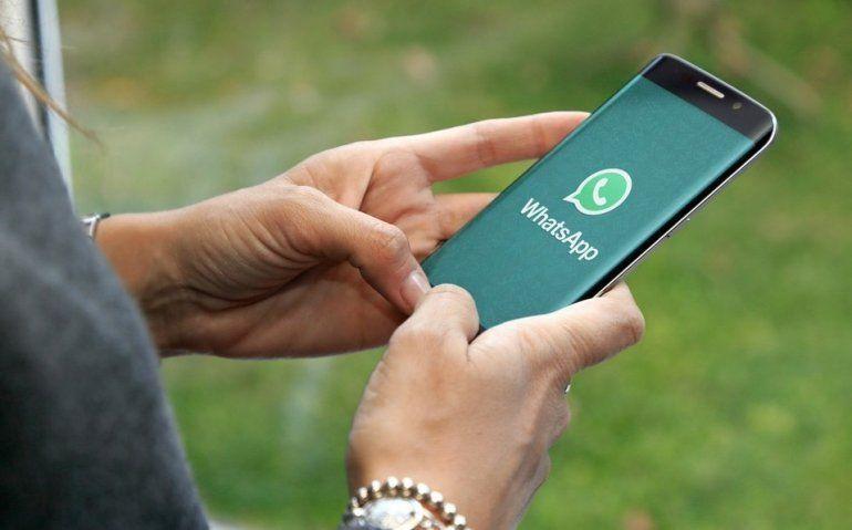 Un botón en WhatsApp permitirá alertar sobre una emergencia