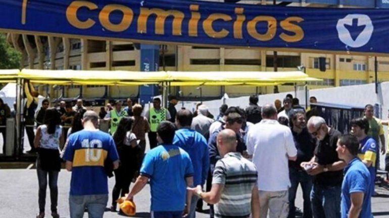 Los socios de Boca definen hoy a su próximo presidente
