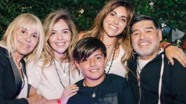 Diego y Claudia se reencontraron gracias a Gianinna