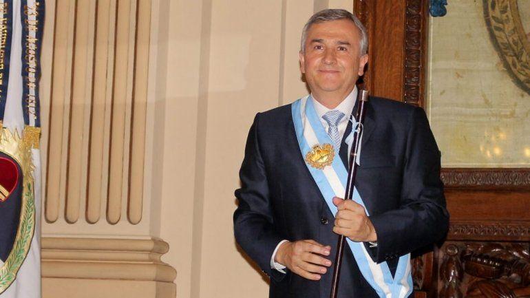 Gerardo Morales asume hoy su segundo mandato en Jujuy