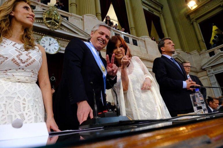 Alberto Fernández: Convoco a la unidad de toda la Argentina