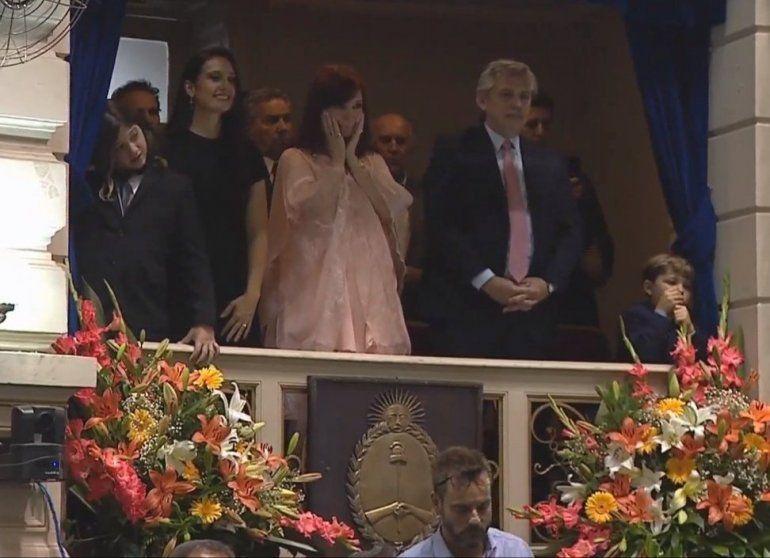 Axel Kicillof asumió como gobernador de la provincia de Buenos Aires