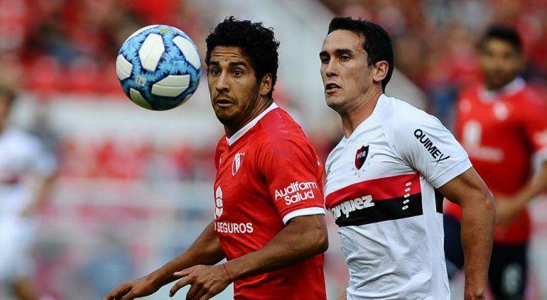 Independiente no reacciona: cerró su año con una dura derrota ante Newells