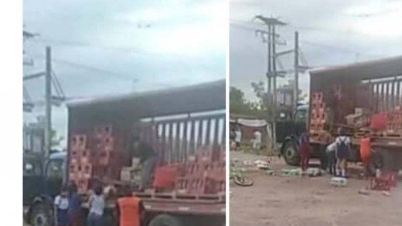 Falleció un niño de 5 años tras ser atropellado por un camión de bebidas