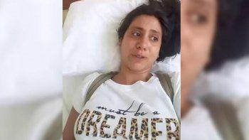 Se lesionó una vértebra en Perú y pide ayuda para volver a nuestro país