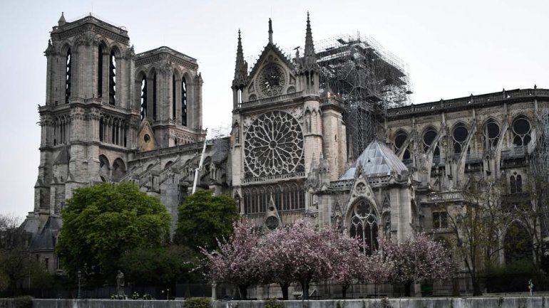 Notre Dame sin misa de Navidad por primera vez en 200 años