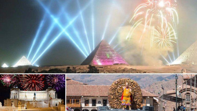 Mitos, superstición y creencias: conocé los rituales de Año Nuevo  más sorprendentes del mundo