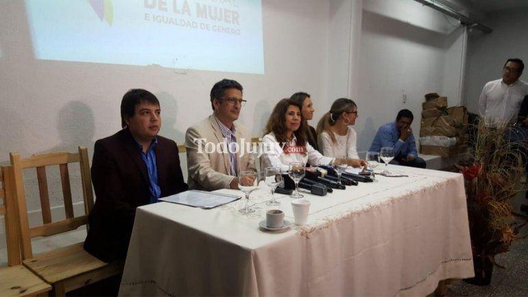 Presentaron el protocolo de actuación en casos de Violencia de Género en la administración pública